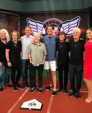 REO at MLB Network